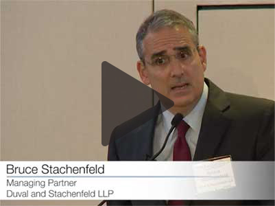 Managing Partner Bruce Stachenfeld Gives Key Note Address at IMN'S 2014 US Real Estate Opportunity  & Private Fund Investing Forum